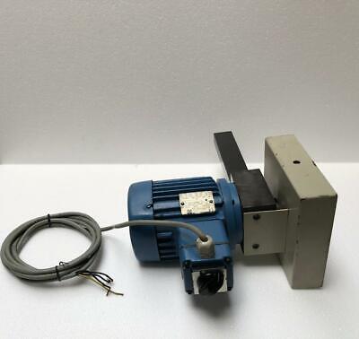 Ludwing Hunger Sg 175 Electric Support Grinder For Grinding Valves On Lathe 400v