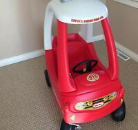 Little Tikes Fire Truck Coupe