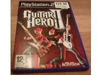Guitar Hero 2 PS2 - Excellent Condition