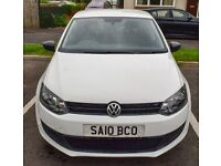 VW Polo S 70 1.2 - 2010 Plate - Low Mileage - £3,600 Free Seat Covers