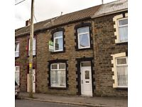 TO LET! 3-bedroom house, Royal Cottages, Maerdy, Ferndale £450 PCM.