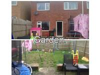 HOUSE SWAP my 2 bed for your 2 bed must be leicester