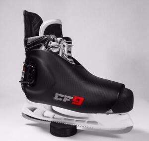 NEW ICE HOCKEY SKATE PROTECTIVE SHOT BLOCKERS FENDER FENDERS FOOT PROTECTION FREE SHIPPING