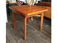 Draw Leaf Extending Dining Table