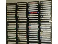 Recorded audio cassette tapes 300+ - mostly jazz, salsa and world music