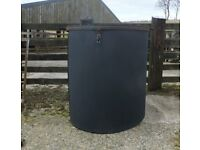Solway Farm Waste Recycling Bin for Silage Wrap etc tractor