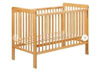 Baby Bed including mattress