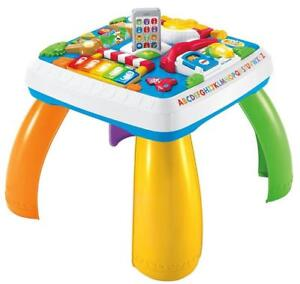 Fisher-Price Laugh & Learn Around the Town Learning Table  French/English