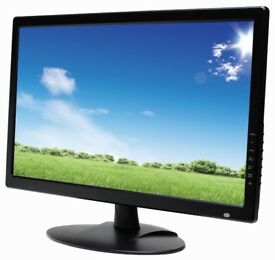 "UltraSharp 24"" Widescreen Monitor HDMI VGA BNC 1920 x 1080P Full HD Resolution"