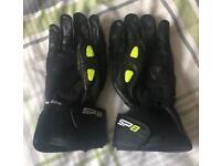 Alpinestars SP-8 leather gloves