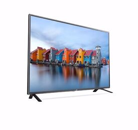 """42"""" LG LED TV with Freeview HD 42LF561V"""