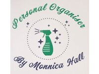 Cleaning Services and Personal Organiser By Monnica Hall ...... Essex