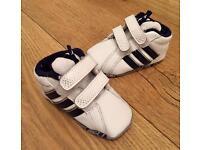 Baby Adidas Crib Shoes - UK 1