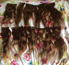 "18"" Human Hair Extensions"