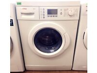 BOSCH Exxcel - White, 5KG , 1200, Digital WASHER DRYER + 3 Months Guarantee + FREE LOCAL DELIVERY