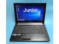 Asus i5 Gaming 8GB, 180GB SSD UltraFast Laptop, HDMI, Bang & Olufsen Audio, Excellent Condition