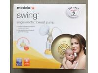 Medela Swing Electric Single Breast Pump
