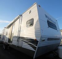 2007 Forest River Wildwood 392FKDS