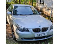 BMW, 5 SERIES, Saloon, 2006, Other, 2497 (cc), 4 doors