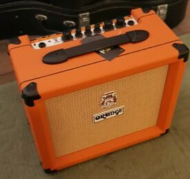 Orange Crush 20 Solid State 20W Combo