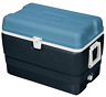 IGLOO MAXCOLD 50 QT 48 LTR LARGE INSULATED COOL BOX COOLER KEEPS ICE FOR 5 DAYS
