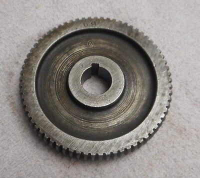 Barber Colman 3 Gear Hobber  Change Gear 69 Teeth