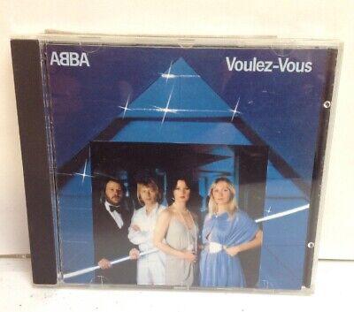 Abba - Voulez Vous CD 1995 Polydor 42282 1320-2 Bjorn Benny Agnetha Frida