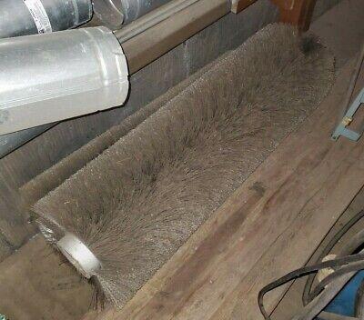 Industrial Tennantnobles Nylon Sweeper Brush Approximately 40 X 14