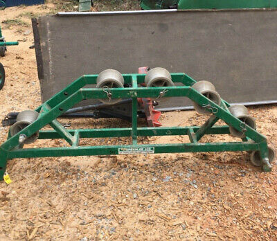 Greenlee 638 - 36 Radius Right Angle Conveyor Sheave W 6 Rollers