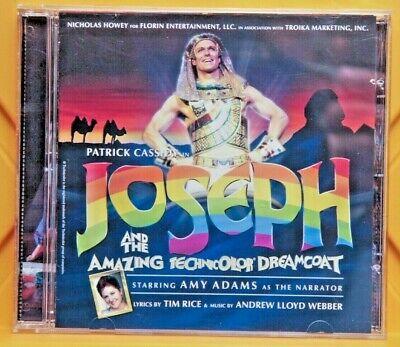 Joseph and the AMAZING TECHNICOLOR DREAM COAT CD soundtrack 2006