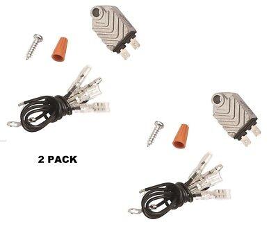 2 Electronic Transistorized Ignition Module Igniter 2 Cycle Replaces NOVA II  (Electronic Ignition Module)