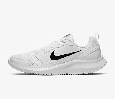 Nike Todos RN Trainers Sports Gym Fitness Shoes UK 6 New White
