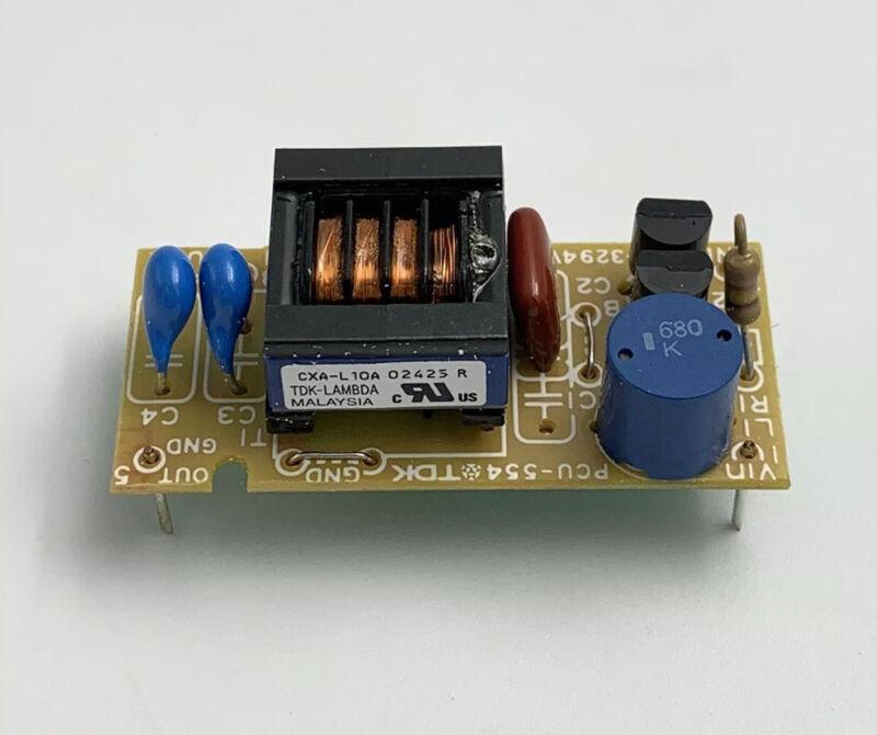 new TDK INVERTER CXA-L10A 16EPC-T01 PCU-554 XAD001SR-3 12V-INPUT 900V-OUTPUT