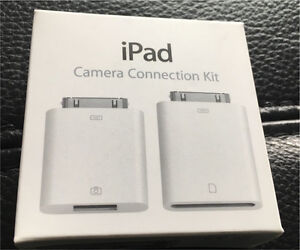 iPad Accessory - Camera connection kit 30 pin Hawthorn Boroondara Area Preview