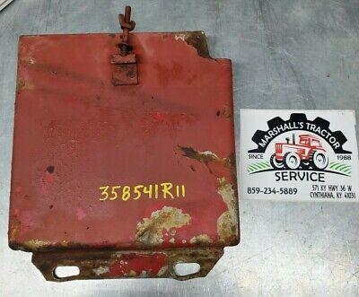 358541r11 Rh Battery Box Side Farmall Tractor Super A C Sc 100 130 140 200 230