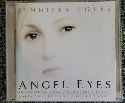 Jennifer Lopez: Angel Eyes, Soundtrack - 2001 13 track VA CD CURCD 104