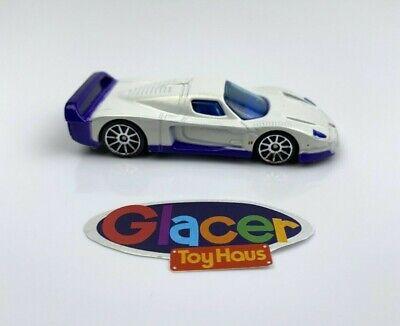 2005 Hot Wheels MASERATI MC12 #20/20 10 spoke First Editions Loose