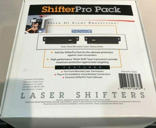Escort ShifterPro Pack Rear Laser Shifter for 9500ci