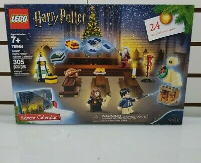 LEGO Harry Potter Advent Calendar 75964 Building Kit, NEW FACTORY SEALED!!