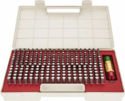 Pin Gage Set 250pc.s .251 -.500 Plus Tolerance Class Zz Bright Spi 22-156-4