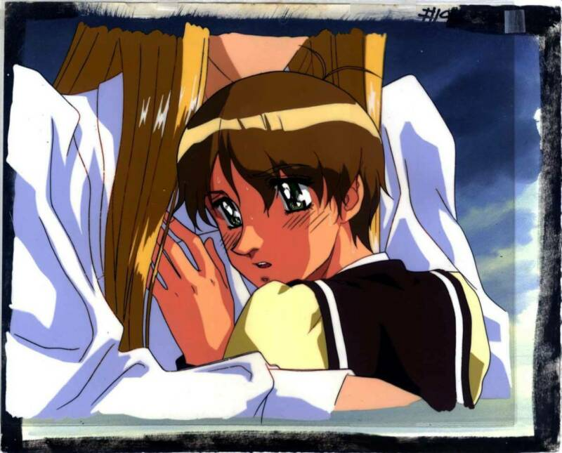 Anime Cel Escaflowne #59
