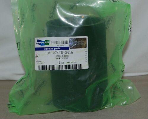 DOOSAN DAEWOO 04.27415-0415 Rubber hose Generac 0F84380221
