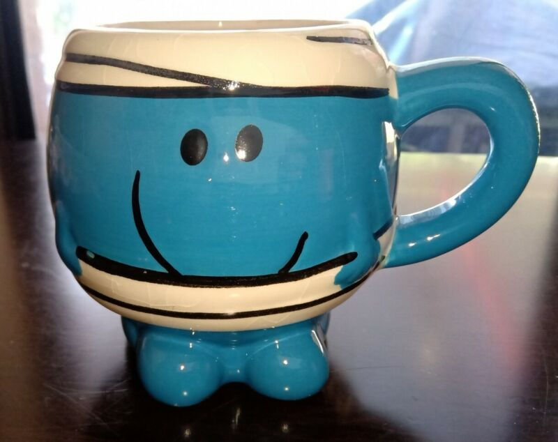 Mr Bump Mug - 2014 - Mr Men Little Miss - THOIP Sanrio - DISPLAY ONLY