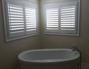 CUSTOM SHUTTERS BLINDS ETC!! *NO MIDDLE MAN - BEST PRICE!*