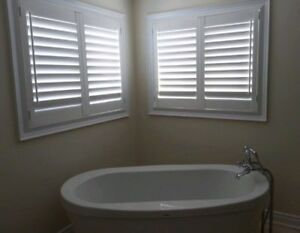 CUSTOM BLINDS SHUTTERS ECT! *LOWEST PRICE GUARANTEED!*