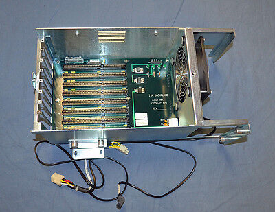 Thermo Finnigan 97000-61320 Isa Backplane Cage Lcq Mass Spectrometer Chassis
