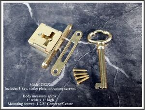 National-C8252-Drawer-Door-Lock-Skeleton-Bit-Key-Replacement-Mortise-Keyed-Alike