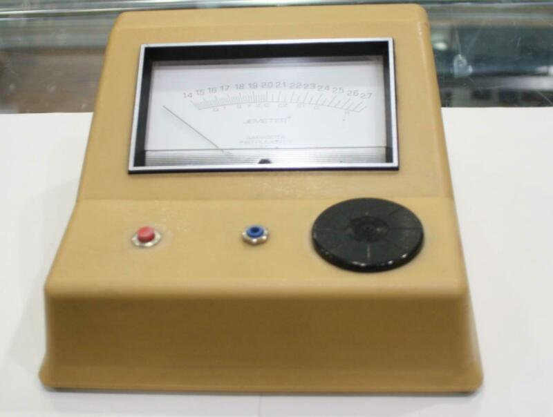 Sarasota Instruments Jemeter - measures refractive index of gemstones