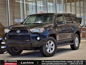 2014 Toyota 4Runner SR5 4X4! GPS! BACK UP CAMERA! HEATED SEATS!