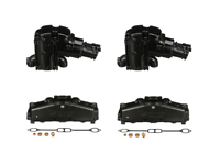 Mercruiser Dry Joint V8 Exhaust Manifold & Elbow Kit. 865735A02, 864591t02